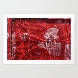 Red River Art Print