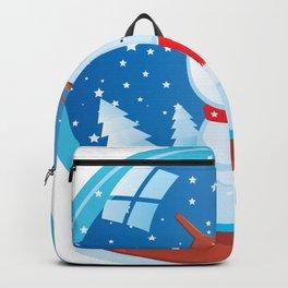 Lucky ball Backpack