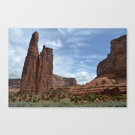 Canyon de Chelly Spider Rock Canvas Print