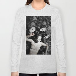 Masks Long Sleeve T-shirt