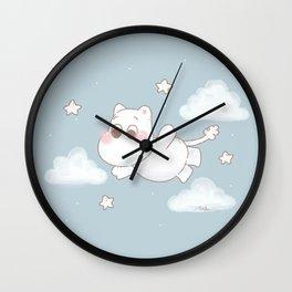 Vuela a Casa Wall Clock