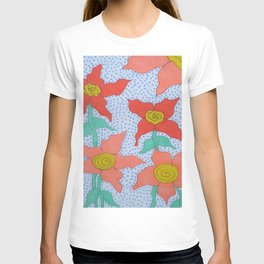 Flowers in the Rain T-shirt