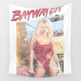 BayWatch Wall Tapestry