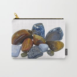 Polished Rocks Carry-All Pouch