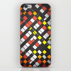 Breakout Pattern iPhone & iPod Skin