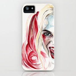 The Harlequin iPhone Case