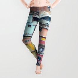 Venezuelan Tetris Leggings