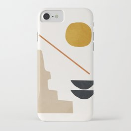 abstract minimal 6 iPhone Case