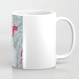 Crawling Eyes Coffee Mug