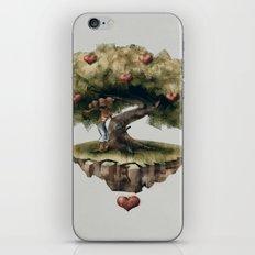 Seed of Love iPhone & iPod Skin