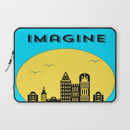 The Imaginary City Laptop Sleeve