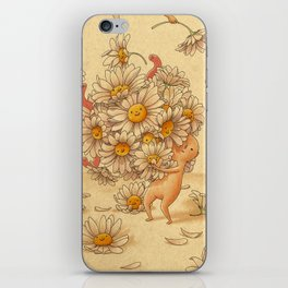Boquet iPhone Skin