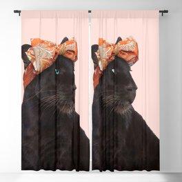 FASHION PANTHER Blackout Curtain