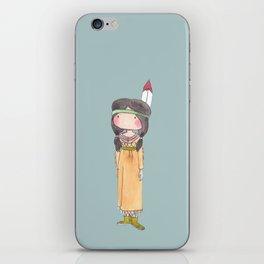 Peter Pan's Tigerlily iPhone Skin
