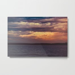 If I Could Take It All Back Metal Print