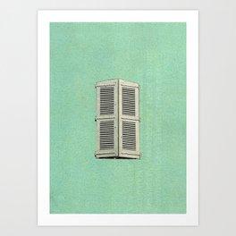 5X7 Trip / Ventana Art Print
