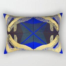 Window. Rectangular Pillow
