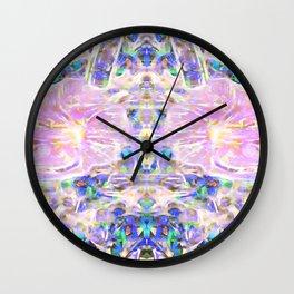 Flower Dimension Wall Clock