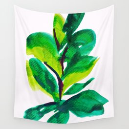 PLANT NO.009 Wall Tapestry