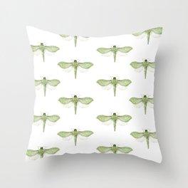 Pepe Tuna / Puriri Moth 2016 Throw Pillow