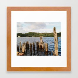 At Taynuilt Framed Art Print