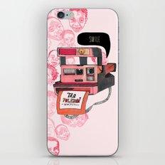 The Polaroad Project iPhone & iPod Skin