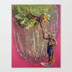 HUNTER / GATHER Canvas Print
