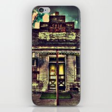 Cele Store 2  iPhone & iPod Skin
