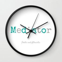 Mediator Wall Clock