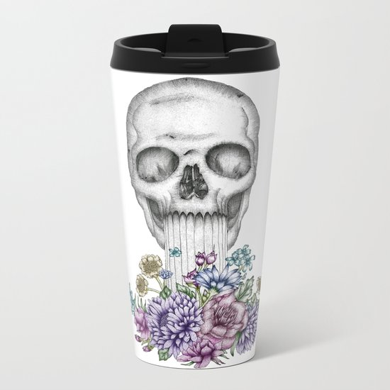The Birth of Death II Metal Travel Mug