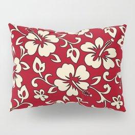 Malia Hawaiian Hibiscus Aloha Shirt Print Pillow Sham