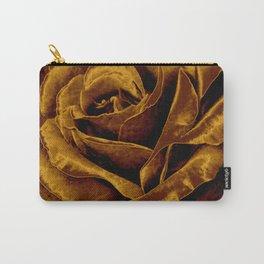 copper velvet rose Carry-All Pouch