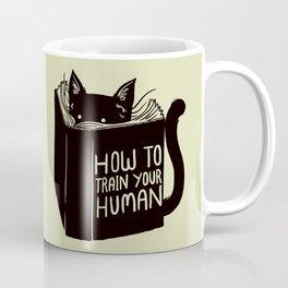 How To Train Your Human Coffee Mug