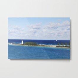Bahamas Cruise Series 87 Metal Print