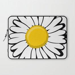 Daisy Flower Laptop Sleeve