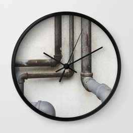 Ideas in Numbers II Wall Clock