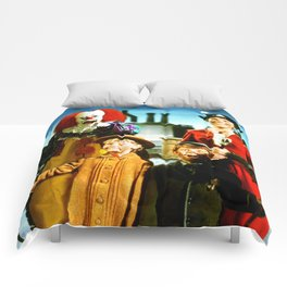 PENNYWISE IN MARY POPPINS Comforters