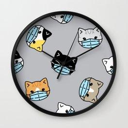 Neko 2020 Wall Clock