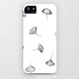 Graphic Ginkgo iPhone Case