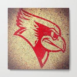 Illinois State University Redbirds Metal Print