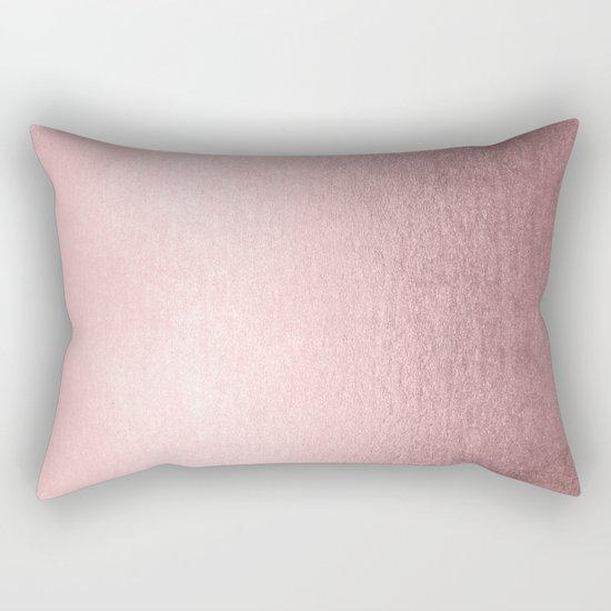Simply Rose Quartz Elegance Rectangular Pillow