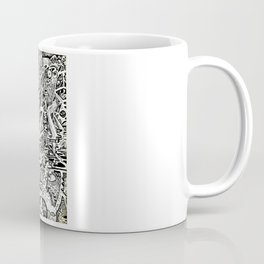 The Adept, or, a Freakish Transfiguration Coffee Mug