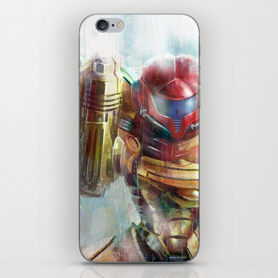 at last the galaxy is at peace  iPhone & iPod Skin