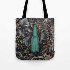 Bottle without a message Tote Bag