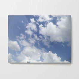 Heavenly - 3 Metal Print