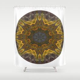 Inspection Shower Curtain