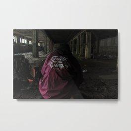 Bando exploration Metal Print