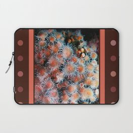 Coral Polyps Laptop Sleeve