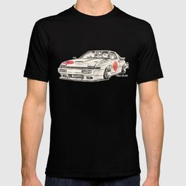 Crazy Car Art 0182 T-shirt