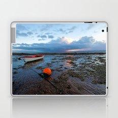 Distant rain Laptop & iPad Skin